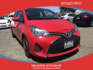 2015 Toyota Yaris for Sale in Richmond, CA