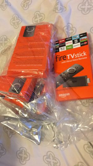 Fire tv stick for Sale in Lewisville, TX