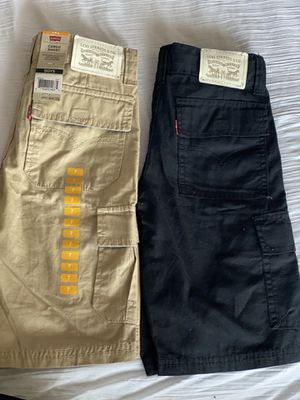LEVIS cargo shorts for boys size 7 *BRAND NEW* never worn. for Sale in Las Vegas, NV