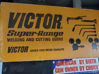 Victor Super Range deluxe cutting torches for Sale in Las Vegas,  NV