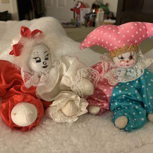 Clown Dolls for Sale in Lawrenceville, GA