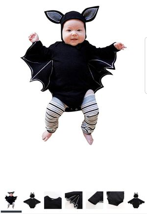 Adorable Baby Bat Costume for Sale in Watertown, MA