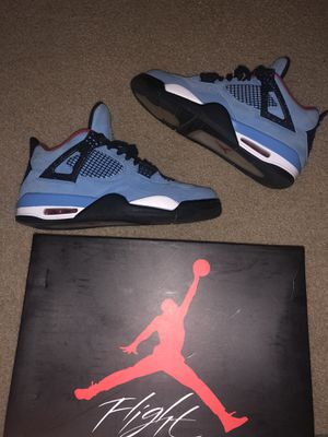 Jordan 4 cactus jack Travis Scott Jordan 4 for Sale in Lynnwood, WA