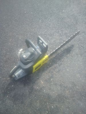 Chainsaw for Sale in Newtonville, NJ