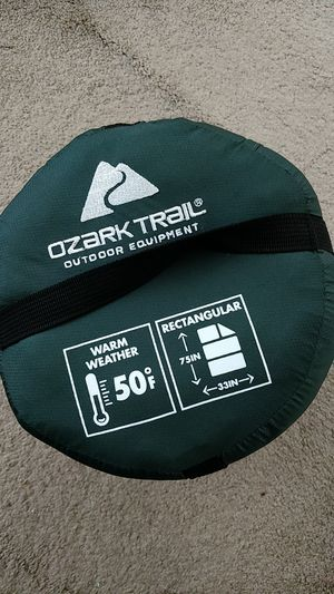 Ozark trail sleeping bag for Sale in Dunstable, MA