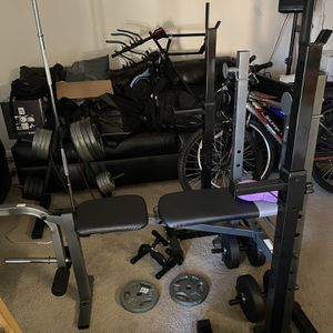 Full Home Gym for Sale in Silver Spring, MD