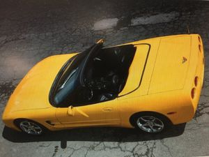 04 Chevy Corvette convertible very clean must sell for Sale in Philadelphia, PA