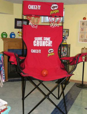 Giant Basketball hoop Chair for Sale in Little Ferry, NJ