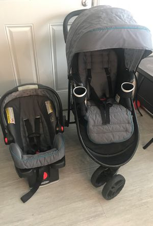 Graco snugride 35 click connect for Sale in Garland, TX