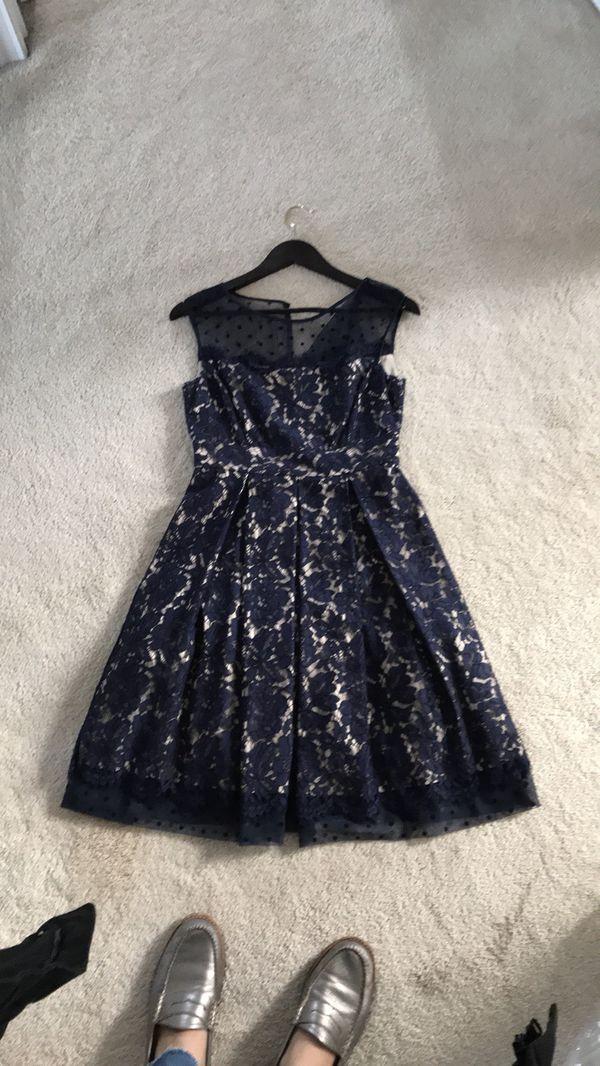 Eliza J Lace Dress Size 4