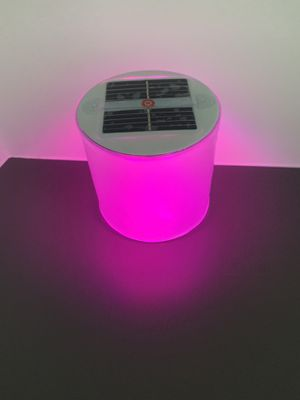Inflatable LED solar light - Multicolor for Sale in Paradise Valley, AZ