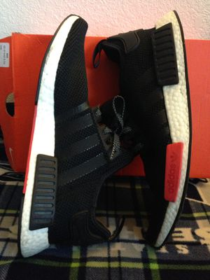 Adidas nmd r1 Europe foot locker exclusive size 13 for Sale in Seattle, WA