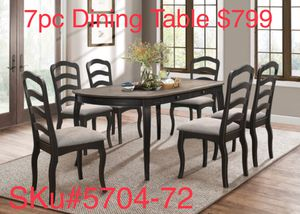Dining 7 pc set $799 for Sale in Concord, CA
