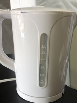 Electric Hot Water Kettle for Sale in Renton,  WA
