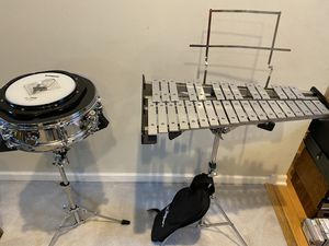 Yamaha Snare drum and Bells set for Sale in Warrenville, IL