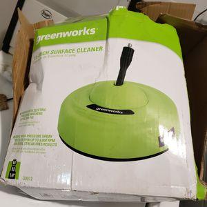 Greenworks surface cleaner for Sale in Stonecrest, GA
