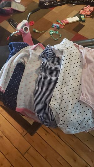 Girl Onesies 0-12months for Sale in Ontario, CA