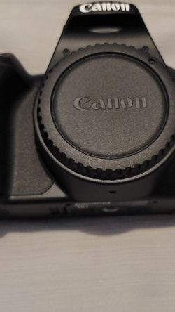 Canon Eos Rebel SL3 Digital SLR Camera With EF-S 18-55mm Lens Kit for Sale in Colonial Heights,  VA