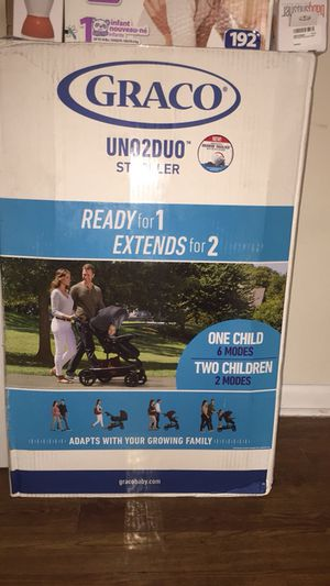 Uno2Duo stroller set. Brand new GRACO for Sale in Washington, DC