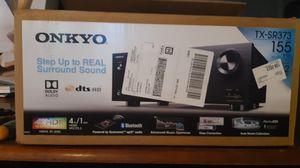 Onkyo 5.2 receiver for Sale in Latrobe, PA