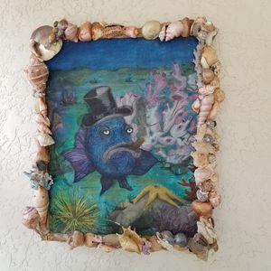 Acrylic painting for Sale in Alafaya, FL