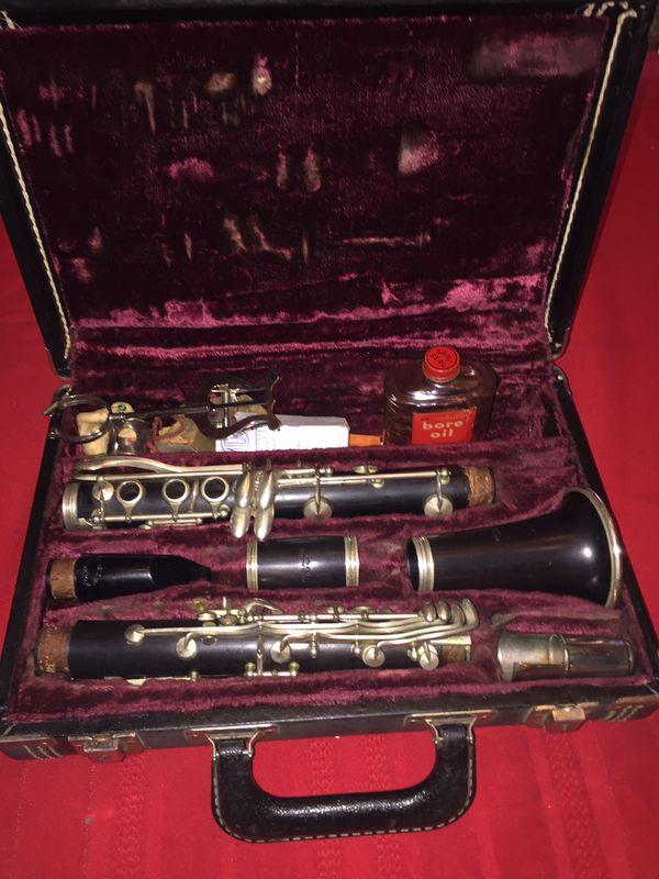 Penzel-Mueller clarinet