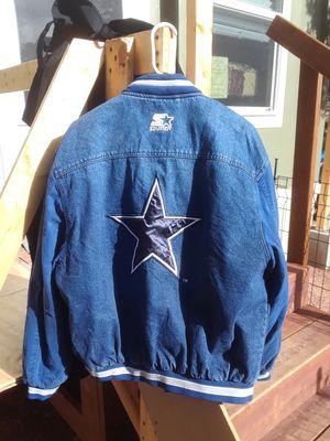 NFL Dallas cowboy jacket for Sale in Payson, AZ