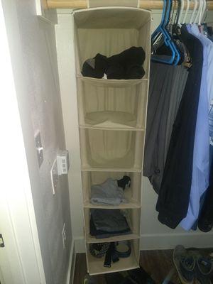 Closet organizer for Sale in McKinney, TX