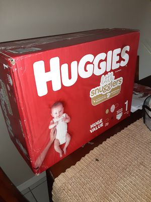 Huggies Pampers for Sale in Tampa, FL