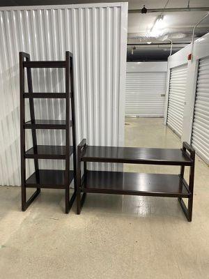 Bookshelves / Bookshelf + Bookcase Black - Delivery Negotiable for Sale in Pompano Beach, FL