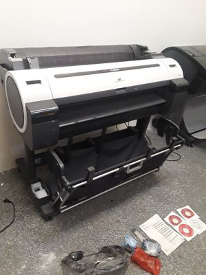 Canon IPF760 Wide Format Printer for Sale in Tampa, FL