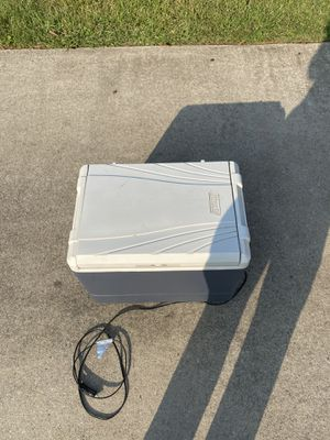 Coleman Electric cooler for Sale in Greensboro, NC