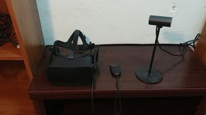 Oculus Rift, sensor and remote for Sale in Washington, DC