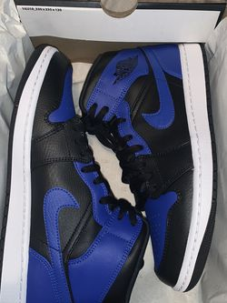 DS Jordan 1 Mid Royal Size 10 for Sale in Hillsboro,  OR