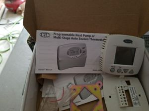 Programble thermostat for Sale in Fort Lauderdale, FL