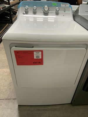 New GE Gas Dryer On Sale 1yr Factory Warranty for Sale in Chandler, AZ