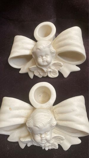 Cherub Candle Holders for Sale in Chandler, AZ