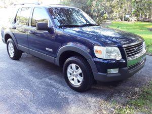 2006 FORD EXPLORER XLT 4X2 for Sale in Boca Raton, FL