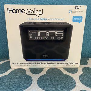 iHome Voice Bluetooth Speaker for Sale in Scottsdale, AZ