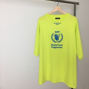 Balenciaga World Food Programme T-Shirt for Sale in Fort Worth, TX