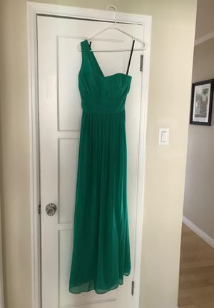 Green Dress - size 0 for Sale in Long Beach, CA