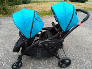 Cotours Options Elite double stroller for Sale in Everett, WA