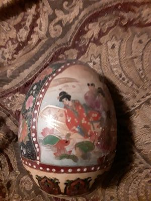 Oriental egg for Sale in Cañon City, CO