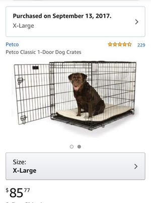 Dog crates for Sale in Boston, MA