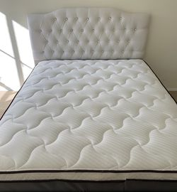 BRAND NEW BED FRAME & MATTRESS ‼️ NEW IN THE BOX ‼️ BEST DEALS 💥💥💥 SAME DAY DELIVERY 🚛 ‼️⚠️ ✅ BRAND NEW QUEEN BED FOR ONLY $320 ✅ MATTRESS INCL for Sale in Orange,  CA
