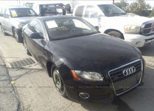 Audi A5 Parting Out for Sale in Federal Way, WA