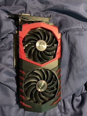 MSI Radeon RX 470 Gaming X 4G for Sale in Fresno, CA