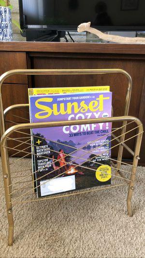 Mid Century Magazine Holder for Sale in Scottsdale, AZ