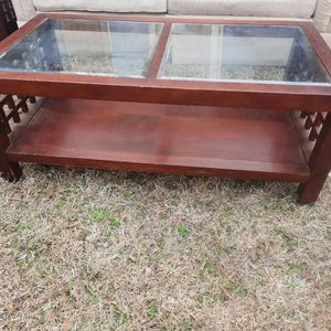Two End Tables And Coffee Table for Sale in Raleigh, NC