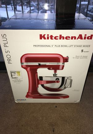 Kitchen aid pro plus 5 for Sale in Alexandria, VA